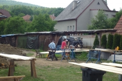 2.Brigáda kostel palubky - 4.6.2011