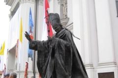 Blahořečení Jana Pavla II. - Wadovice, Krakow, Kalwaria Zebrzydowska