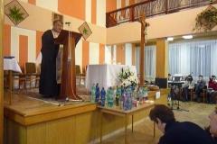 Duchovní obnova s P. Jiřím Pleskačem 19. 11. 2011