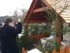 Svěcení jesliček v Dolní Lhotě 25. 11. 2011