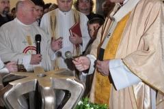 Svěcení kostela Panny Marie Karmelské - 8. 11. 2014