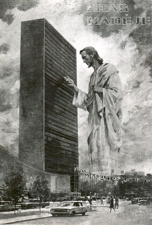 Ježíš klepe