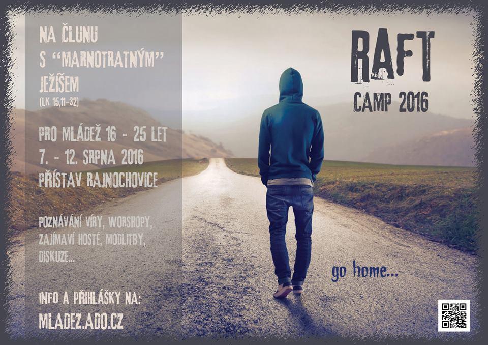 RAFT - plakátek